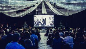 Hackney showroom cinema