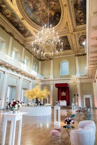 Banqueting House chandelier