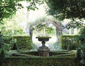 The Cadogan garden