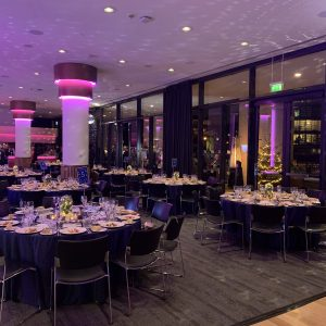 Eventify Event Consultancy Tables Set for Dinner