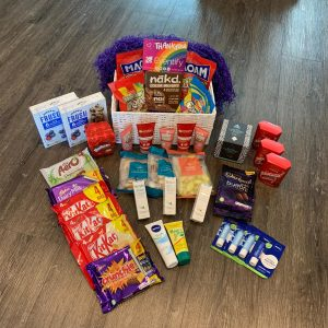 Eventify Care Packages Box for NHS