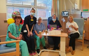 Eventify Care Package Deliveries to NHS Heroes
