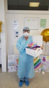 Eventify Care Package NHS ICU Nurse