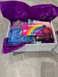 Eventify Care Package for NHS Heroes