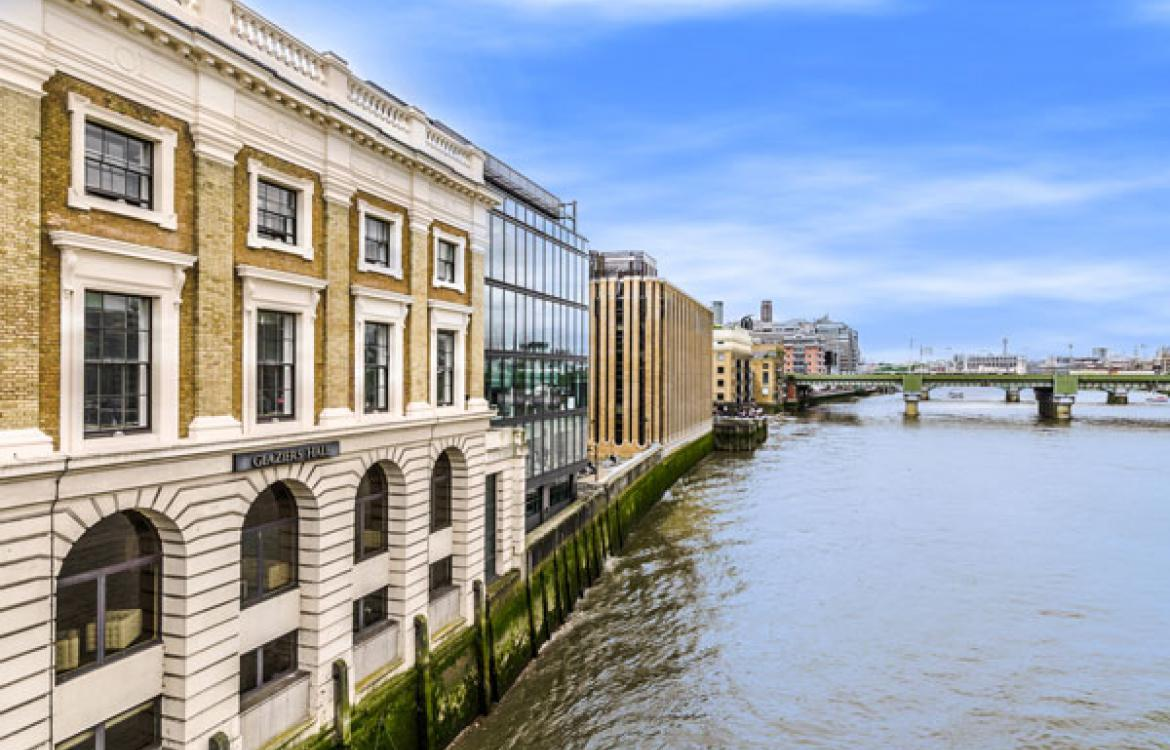 Glaziers Hall Event Venue River London