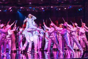 Caberet Dancers Hybrid Events