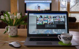 Laptop Eventify Hybrid Events Blog