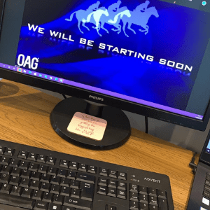 Eventify Virtual horse Racing Event OAG 3