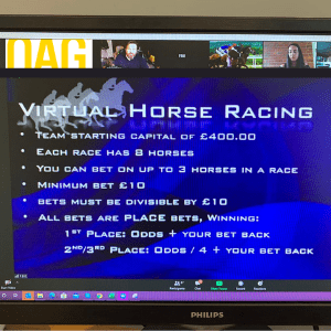 Eventify Virtual horse Racing Event OAG 2