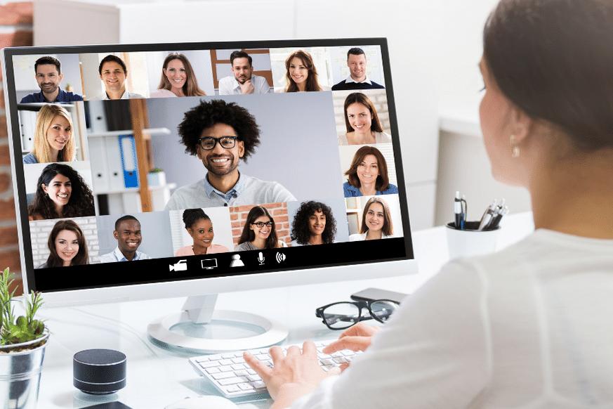 Virtual Events Hybrid Engagement