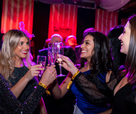 Best Parties Ever London Eventify shared party night ideas