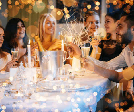 Eventify Shared Party Night Ideas Christmas