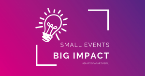 Small events blog Eventify venue finding London UK